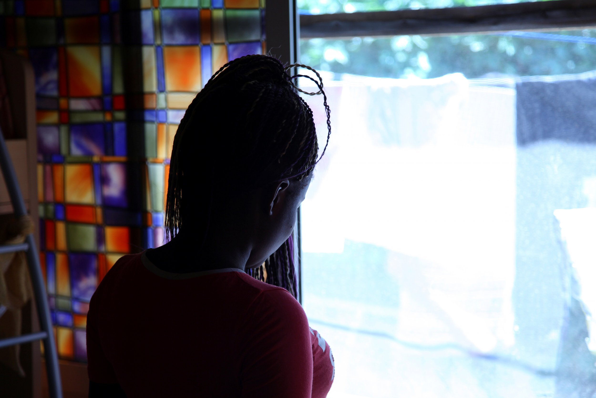 Nigerian ex-prostitute in Sicily