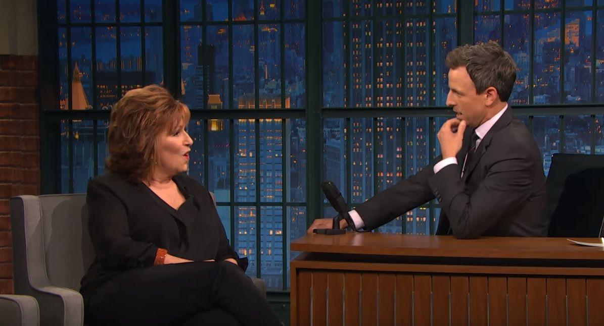 Joy Behar on the Trump family
