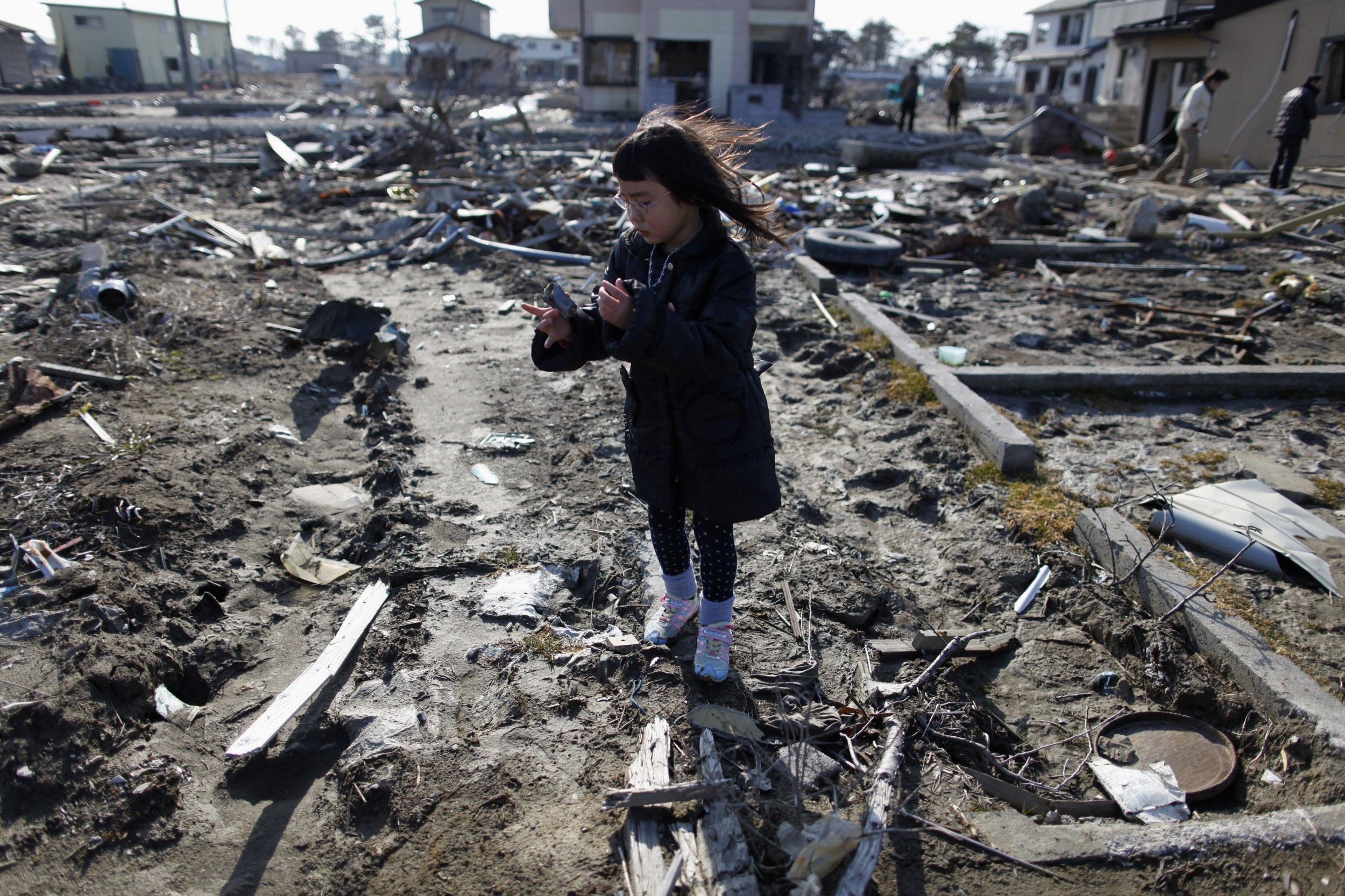 Girl fukushima