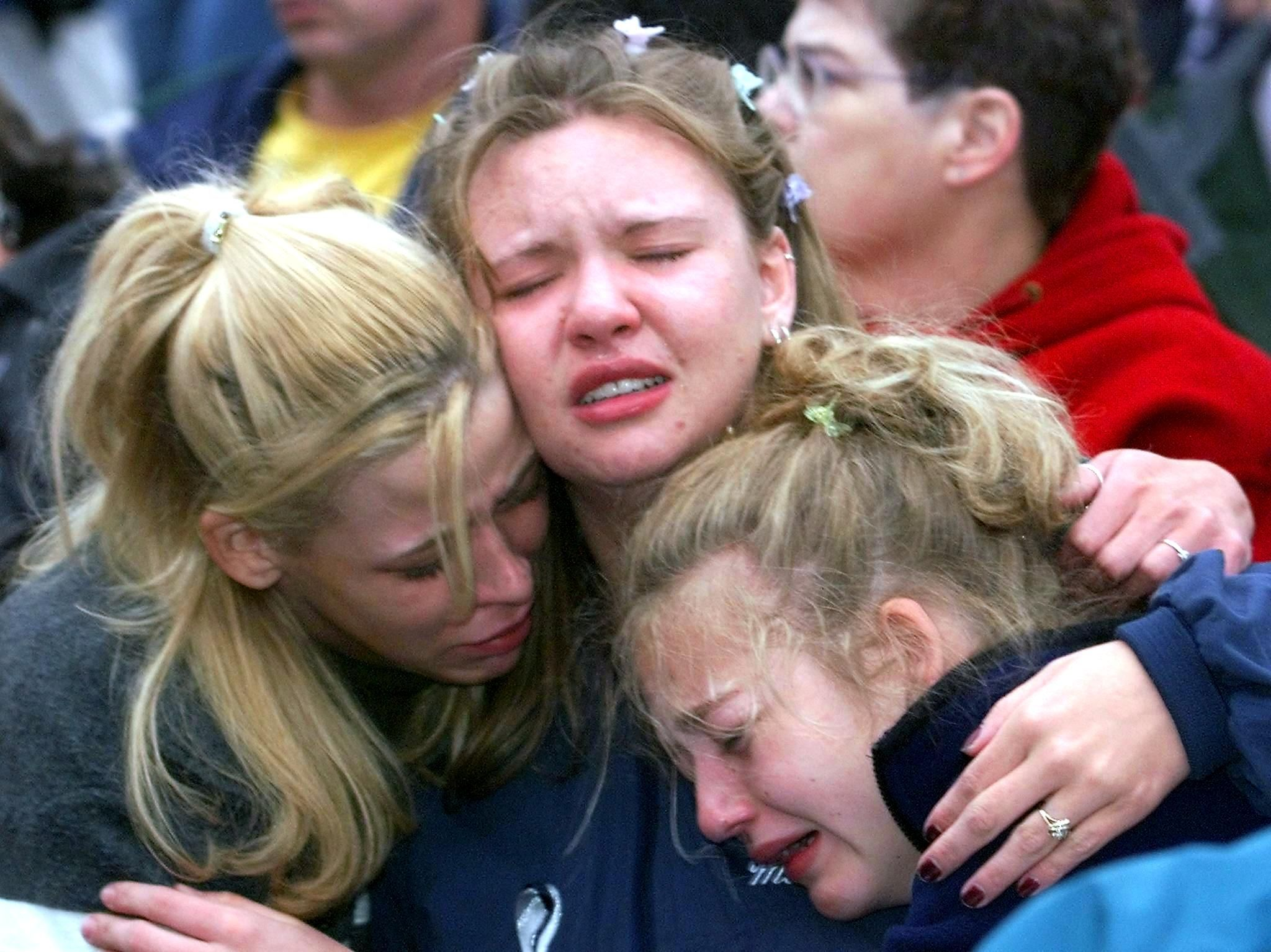 gun violence in the high schools of america Students will walk out of their schools today to pressure lawmakers into a reconsideration of gun control after america's deadliest school shooting.