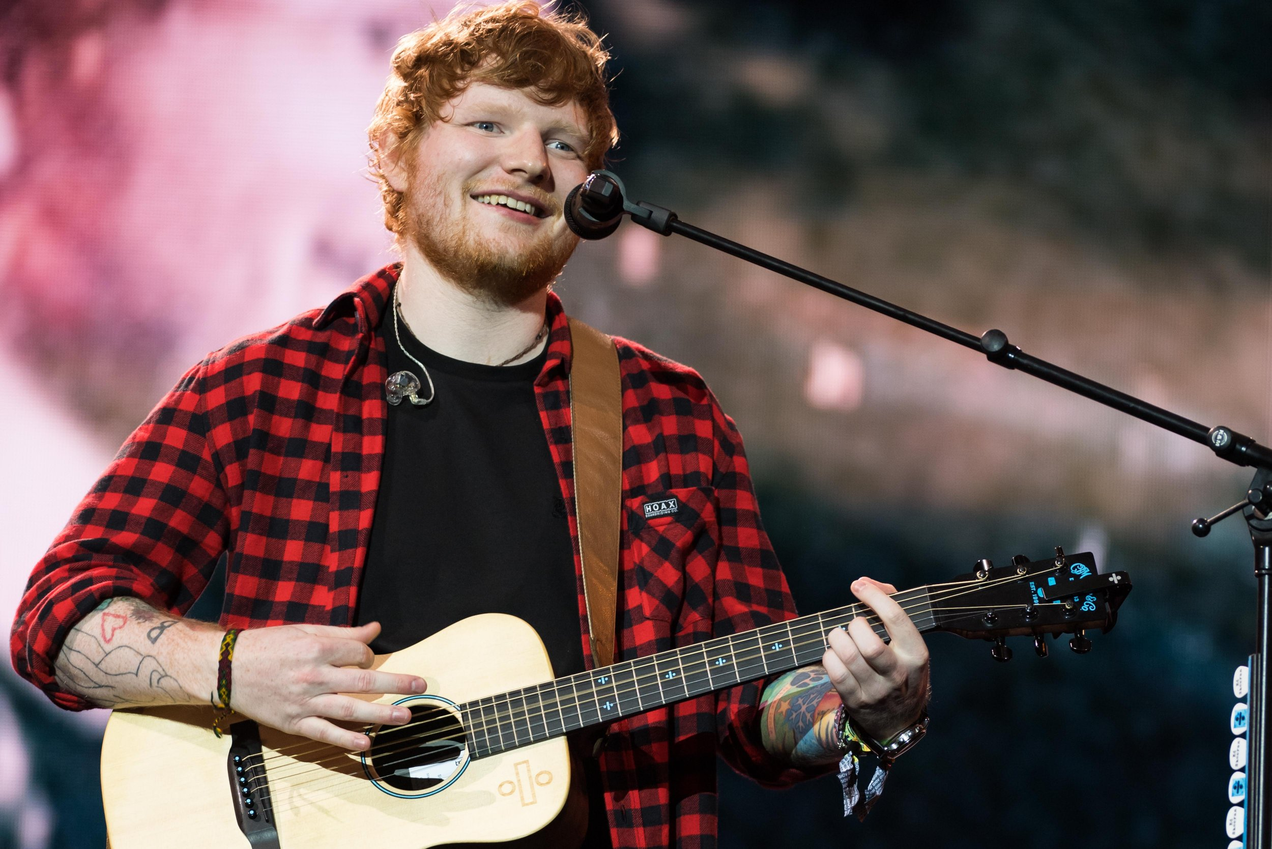 Ed Sheeran's Game of Thrones cameo