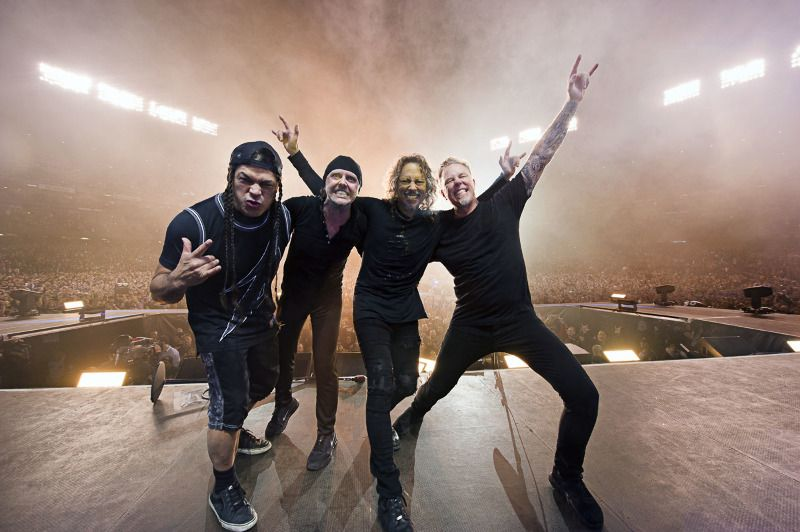 metallica ross halfin the night before