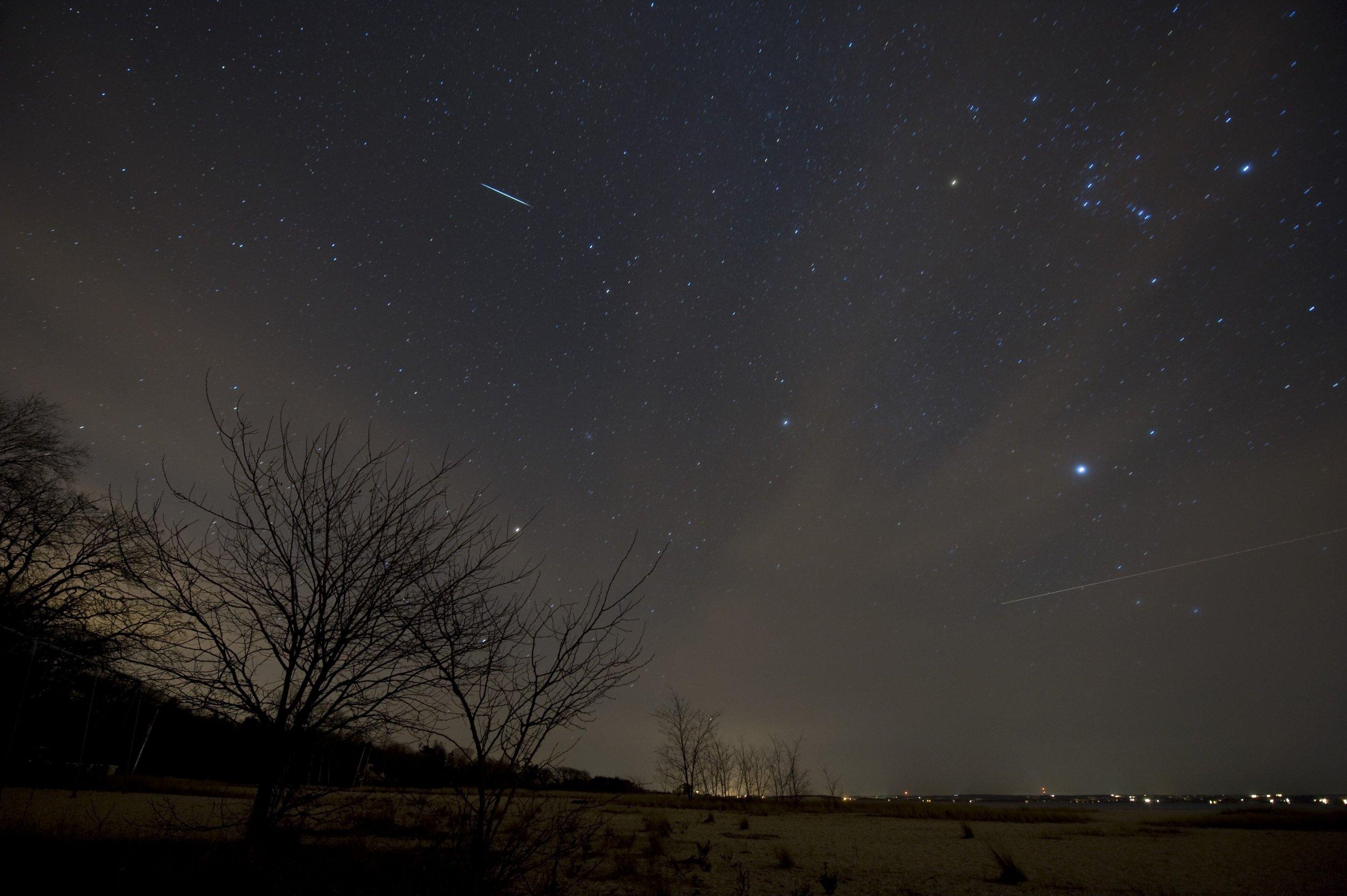 2017 meteor shower tonight nasa - photo #47