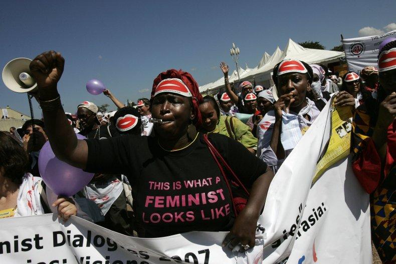 Kenya demonstration