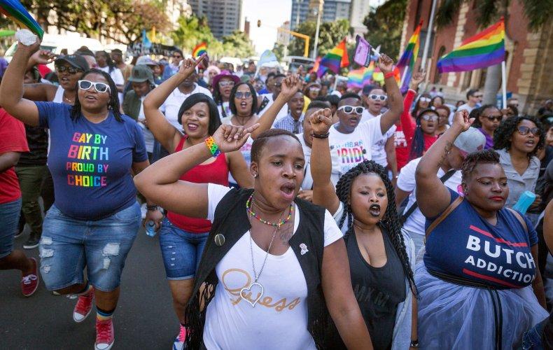 SA Gay Pride