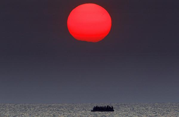 The sun is headed to a solar minimum