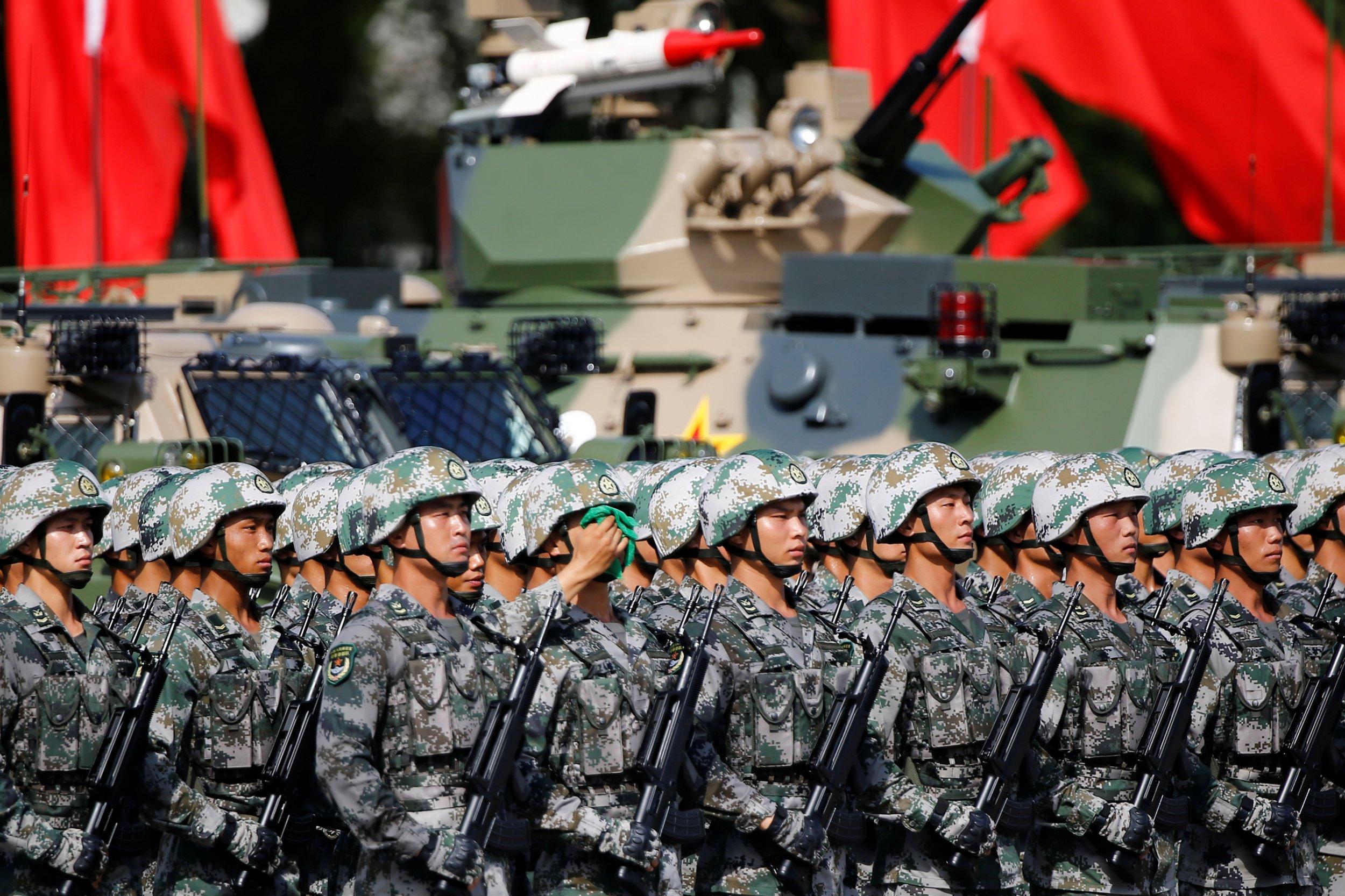 PLA China