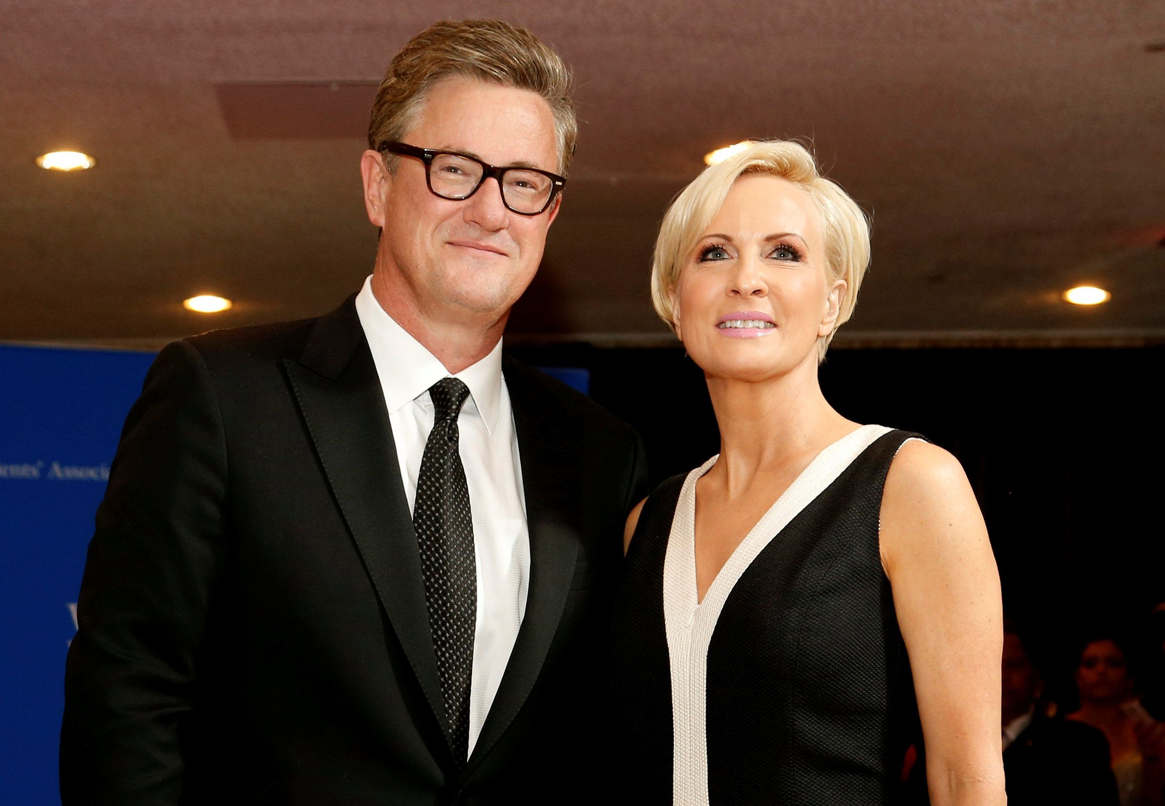 Joe Scarborough, Mika Brzezinski