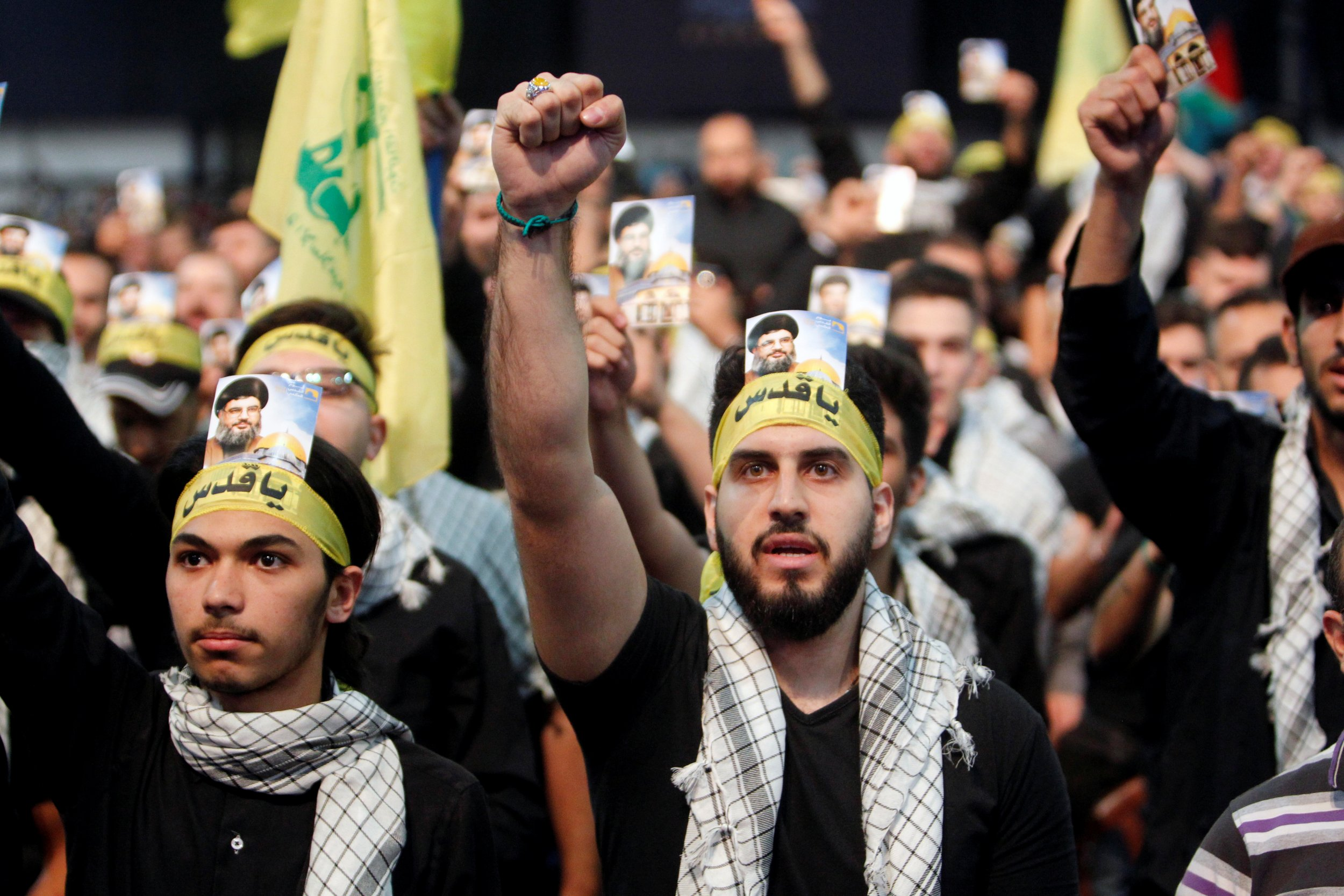 The Next Middle East War? Hezbollah May Risk Everything in ...