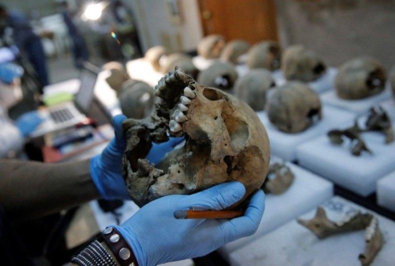 Aztec skulls 2