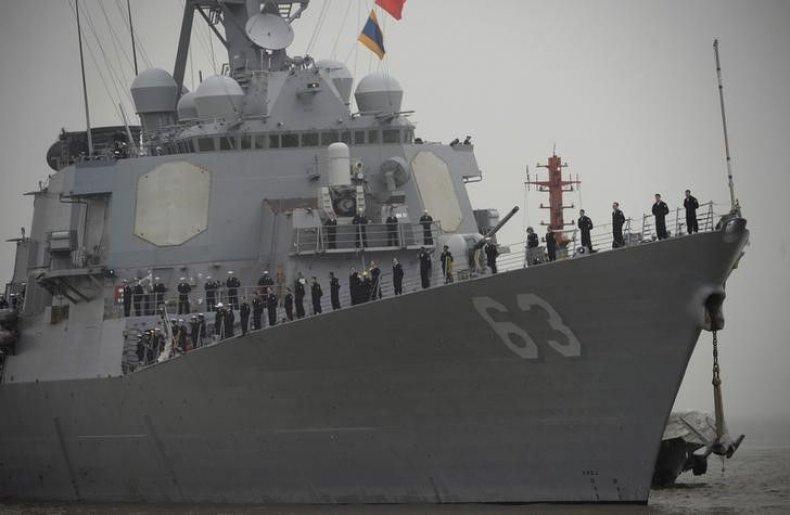 USS Stethem (DDG 63) destroyer vessel