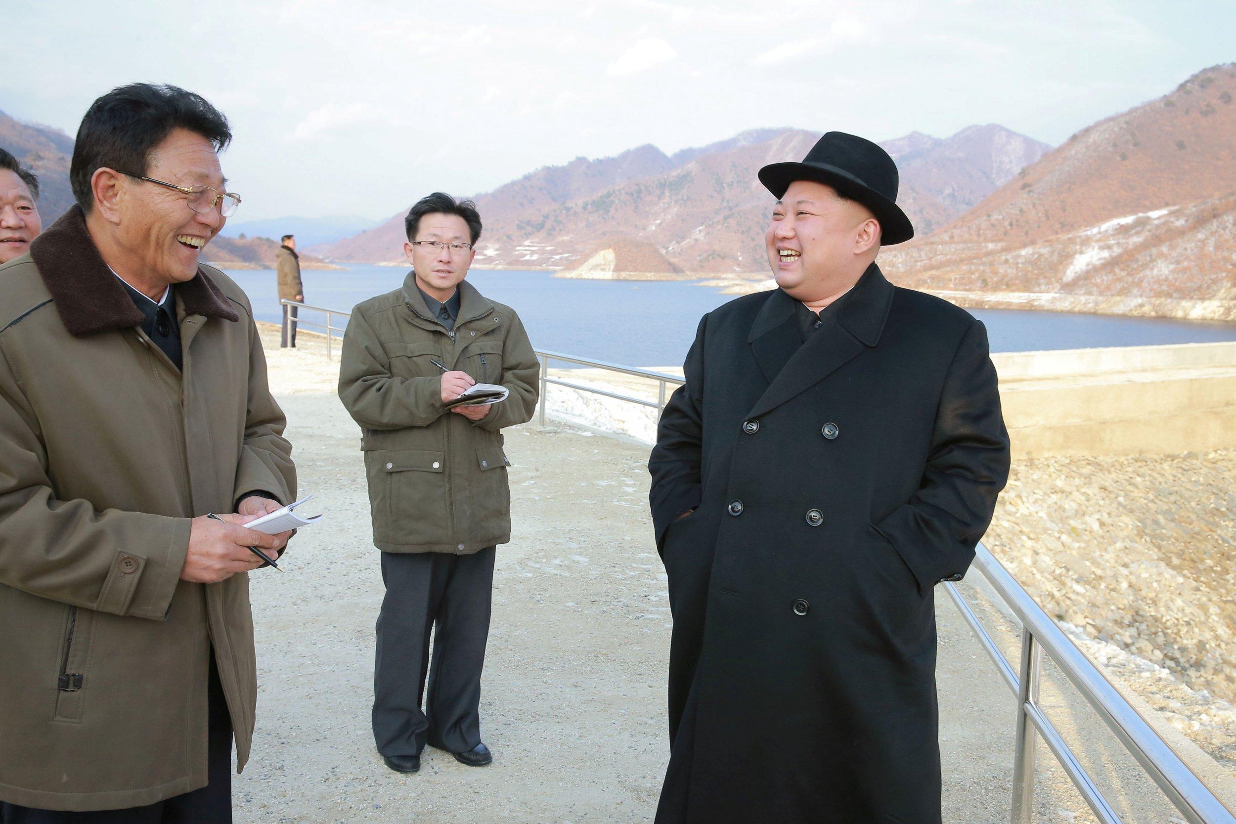 North Korea's leader