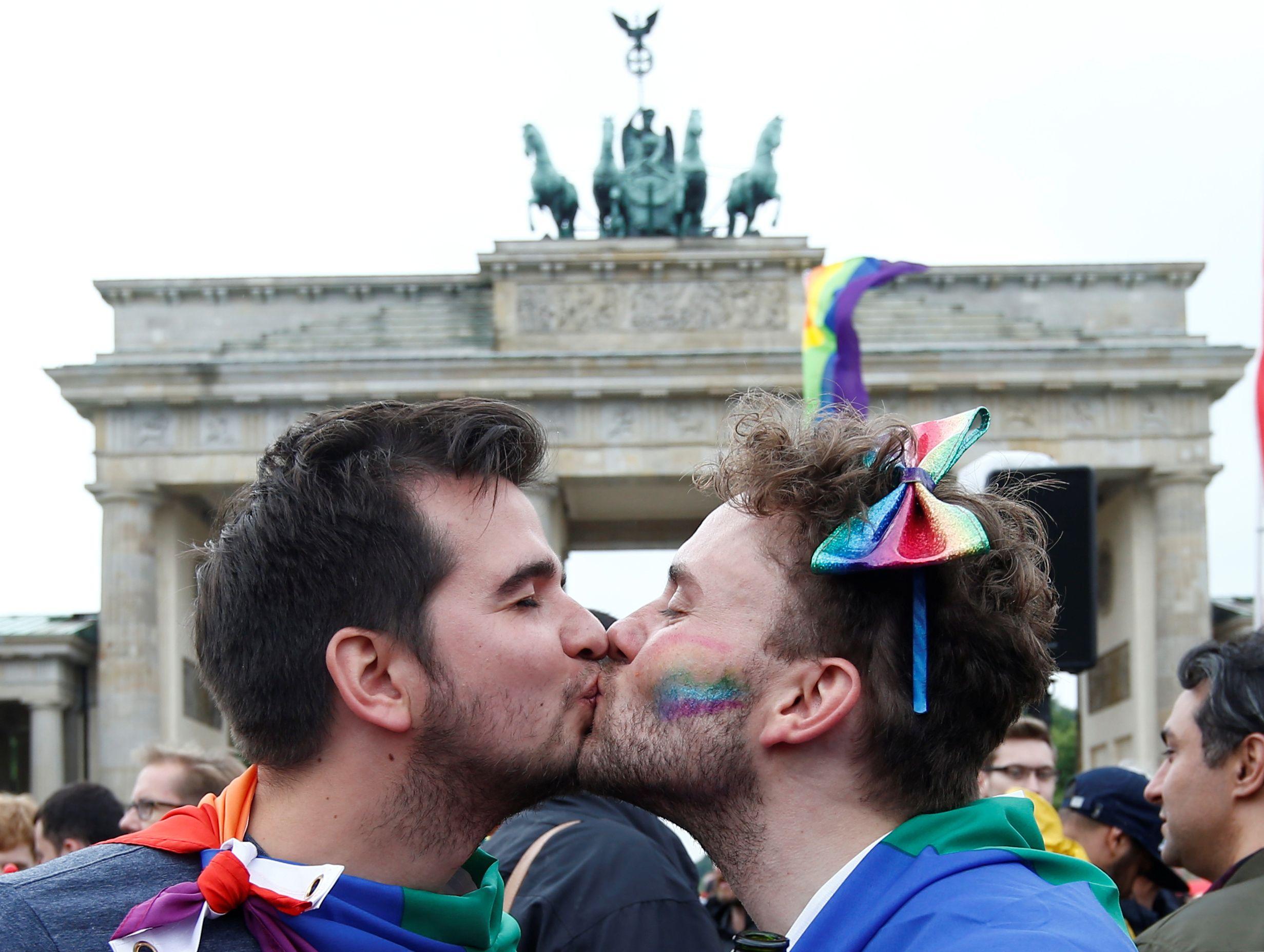 Christian heterosexual civil union
