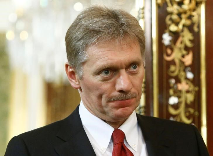 Dmitry Peskov putin pokesman