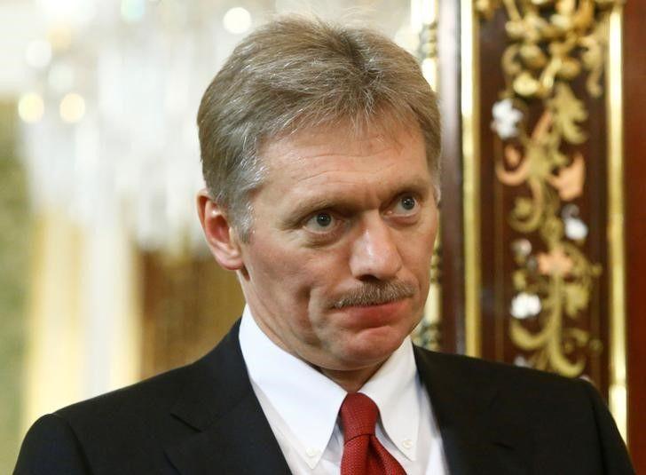 Dmitry Peskov putin pokesman