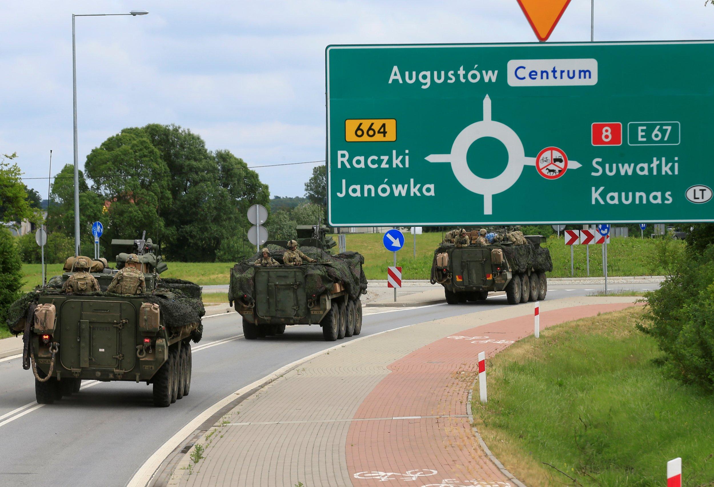 Nato in Poland