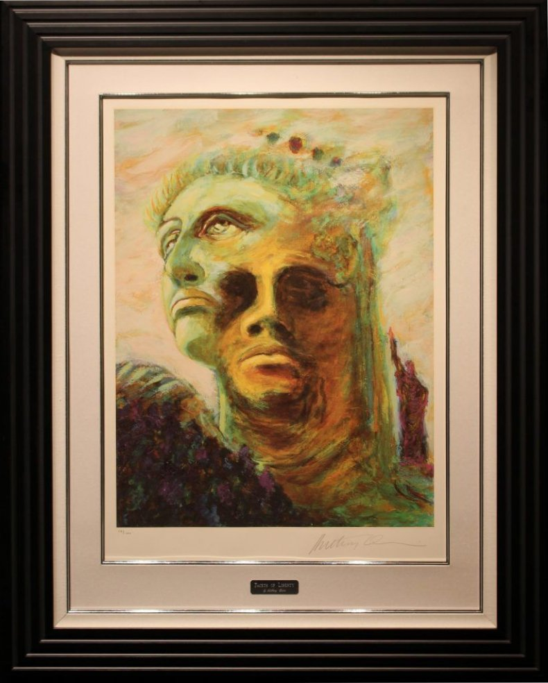 Anthony Quinn - Facets of Liberty