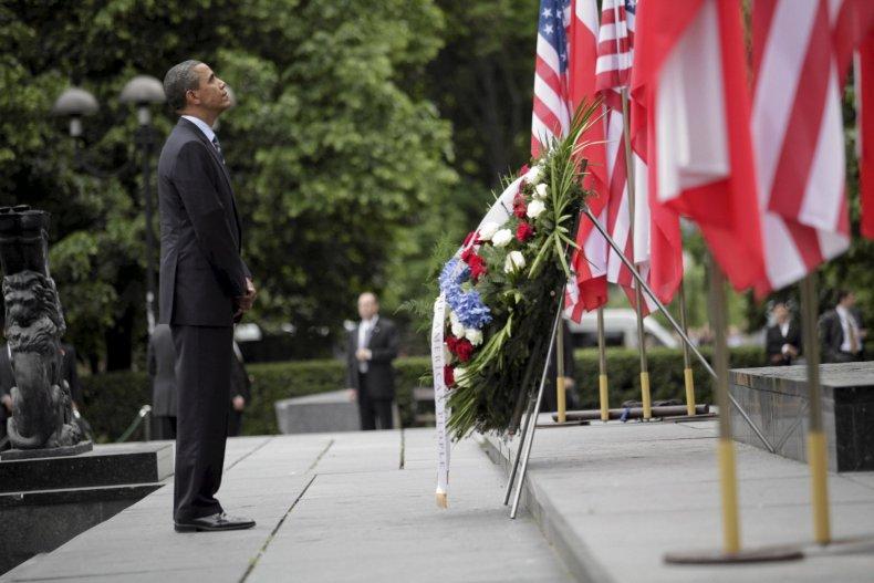 Obama Warsaw