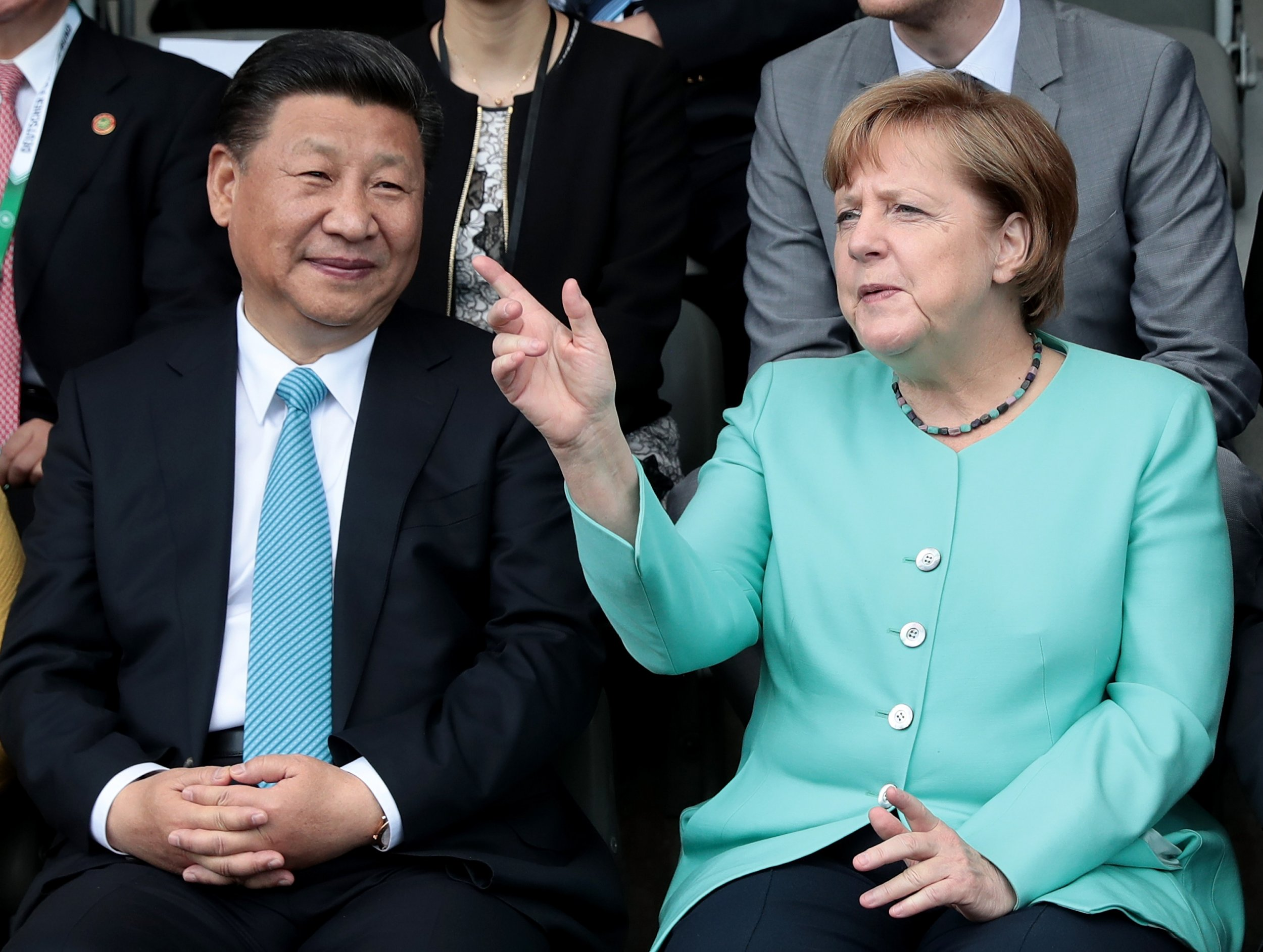 China Is Winning, Not Donald Trump, Especially In Europe And Everywhere Else