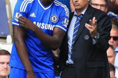 Lukaku and Mourinho