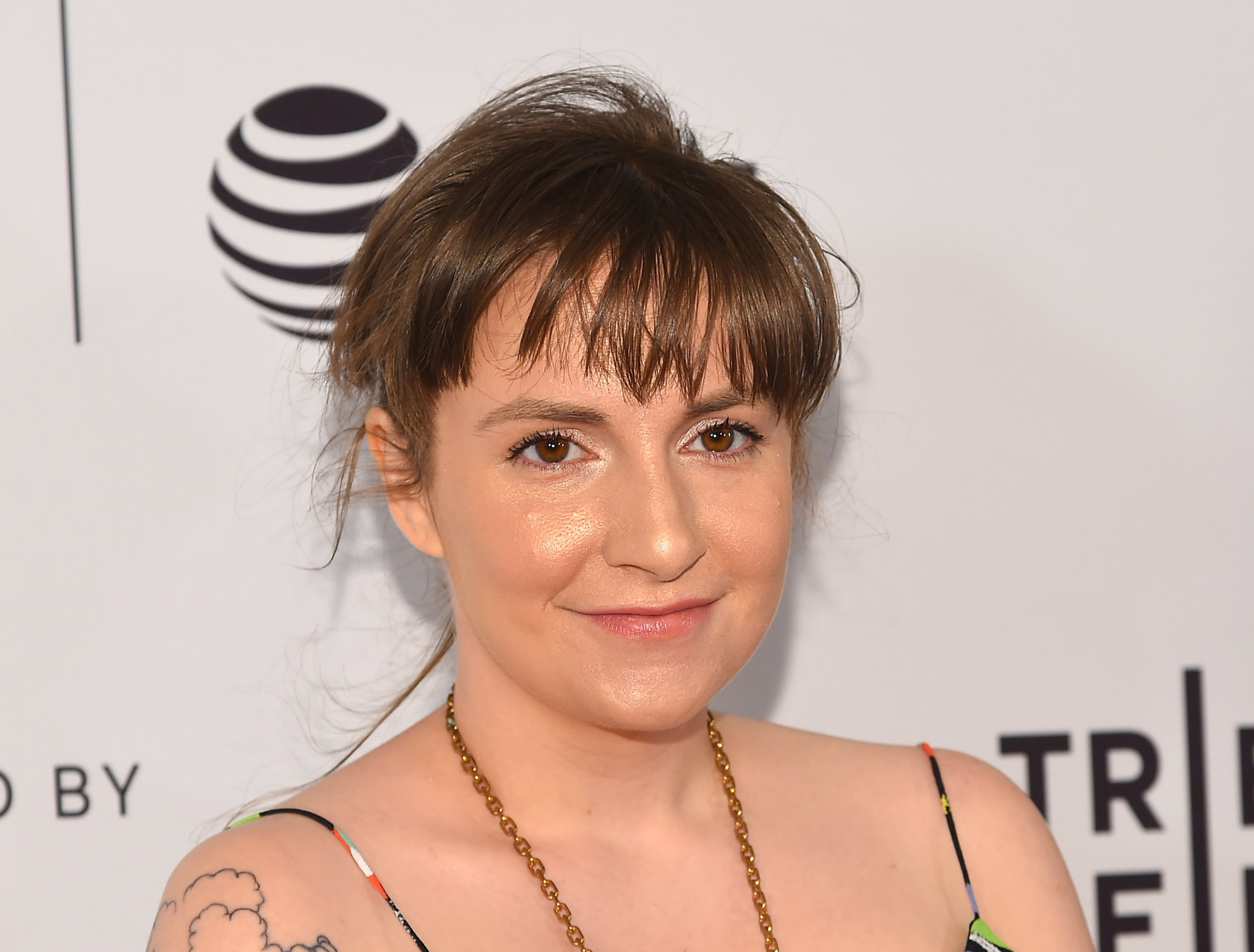 Lena Dunham controversy over dog Lamby