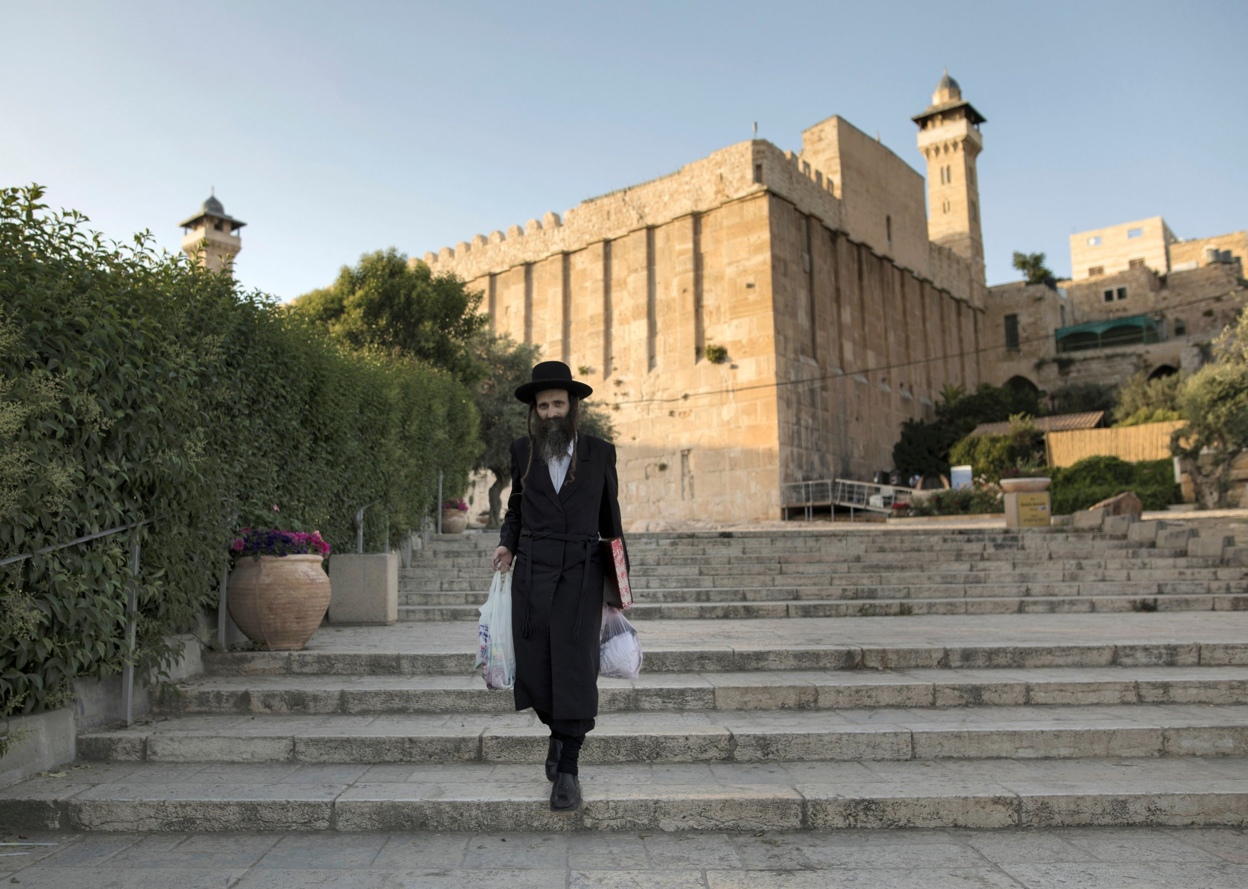 Unesco Israel War Of Words Over Decision To Label Hebron A