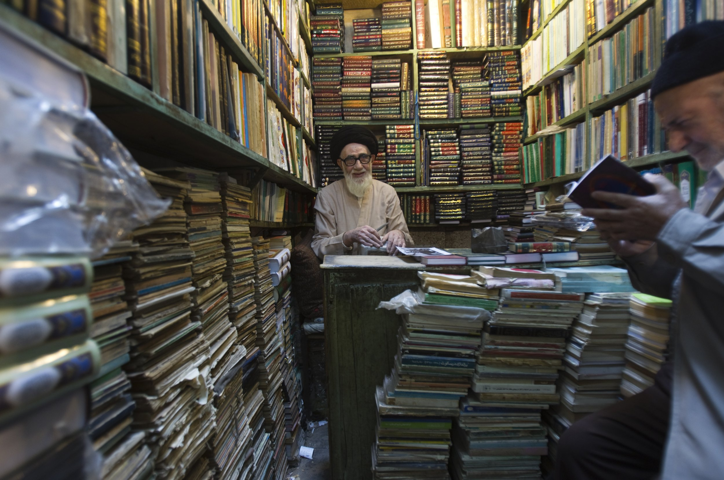 Huge Bookstore Tehran S Book Garden Opens In Iran