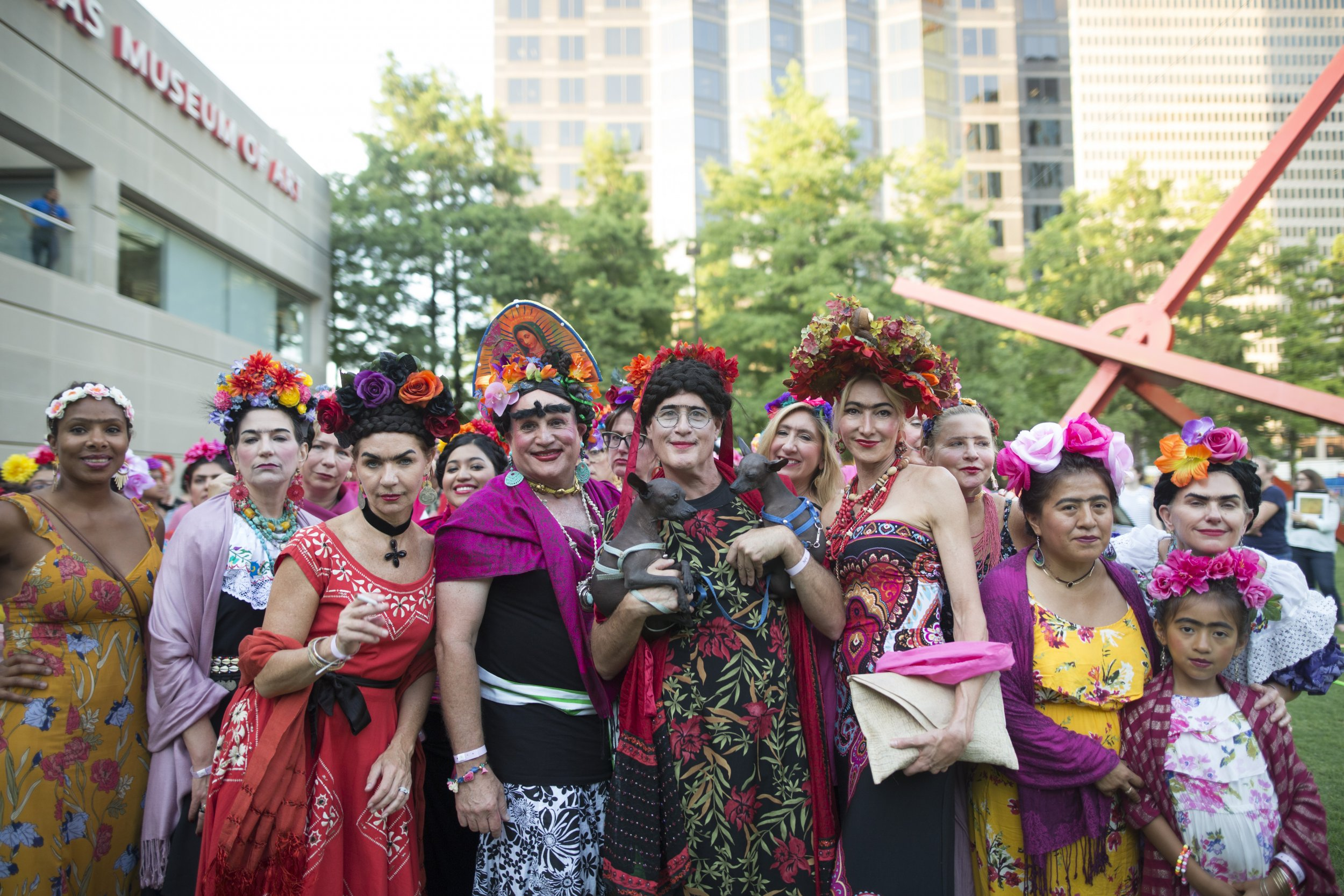Dallas Museum of Art_Guinness World Record attempt_July 6 2017 (1)_image credit Christina Childress Photography