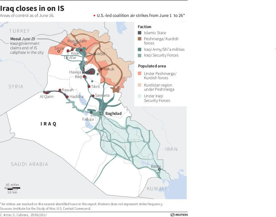 ISIS Nears U.S. Military Base in Iraq, Slaughters Journalists
