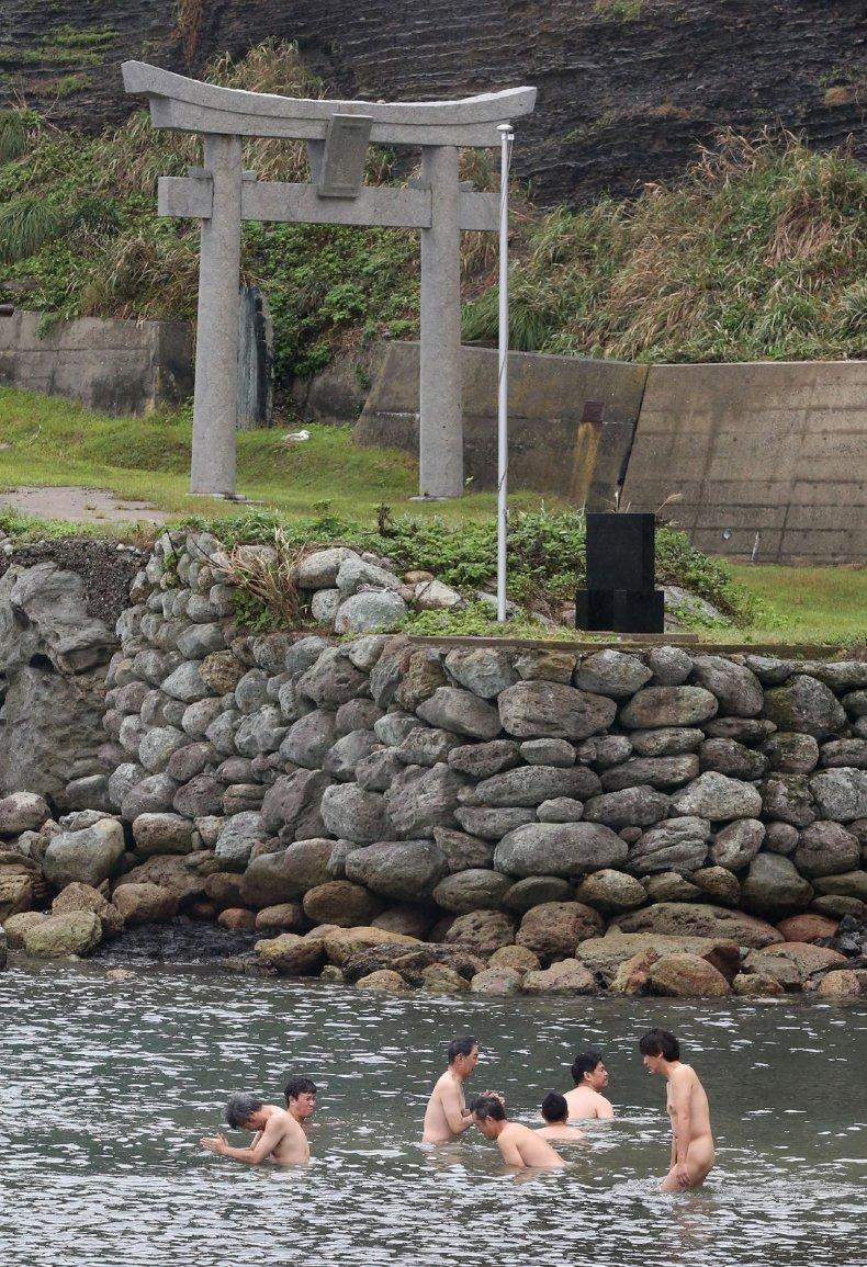Okinoshima Island Cleansing Ritual
