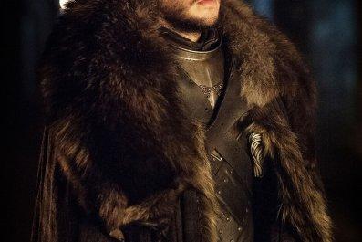 Jon Snow (Kit Harington) in Game of Thrones Season 7