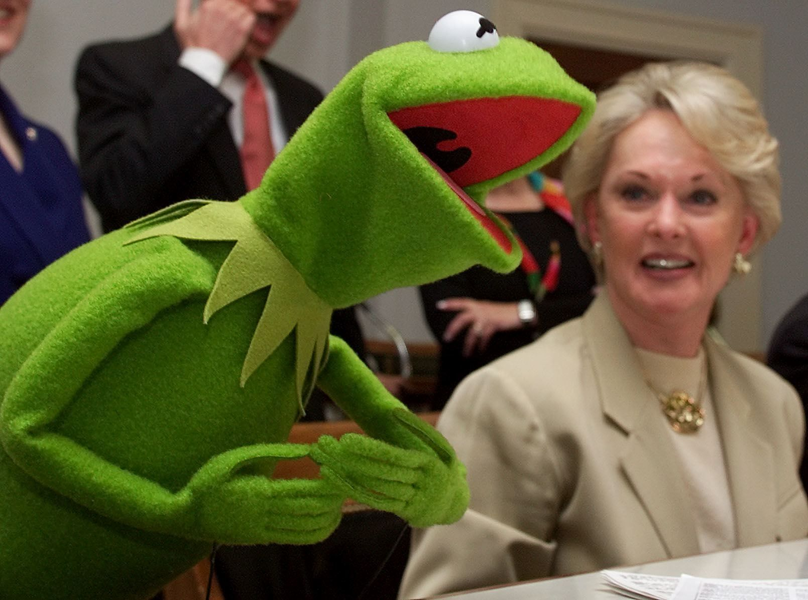 Muppets Kermit the Frog to Get a New Croak After 27 Years
