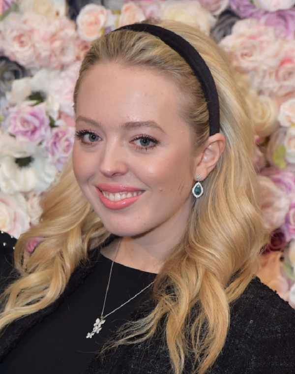 Tiffany Trump is living her best life while family is consumed with Russia Scandal
