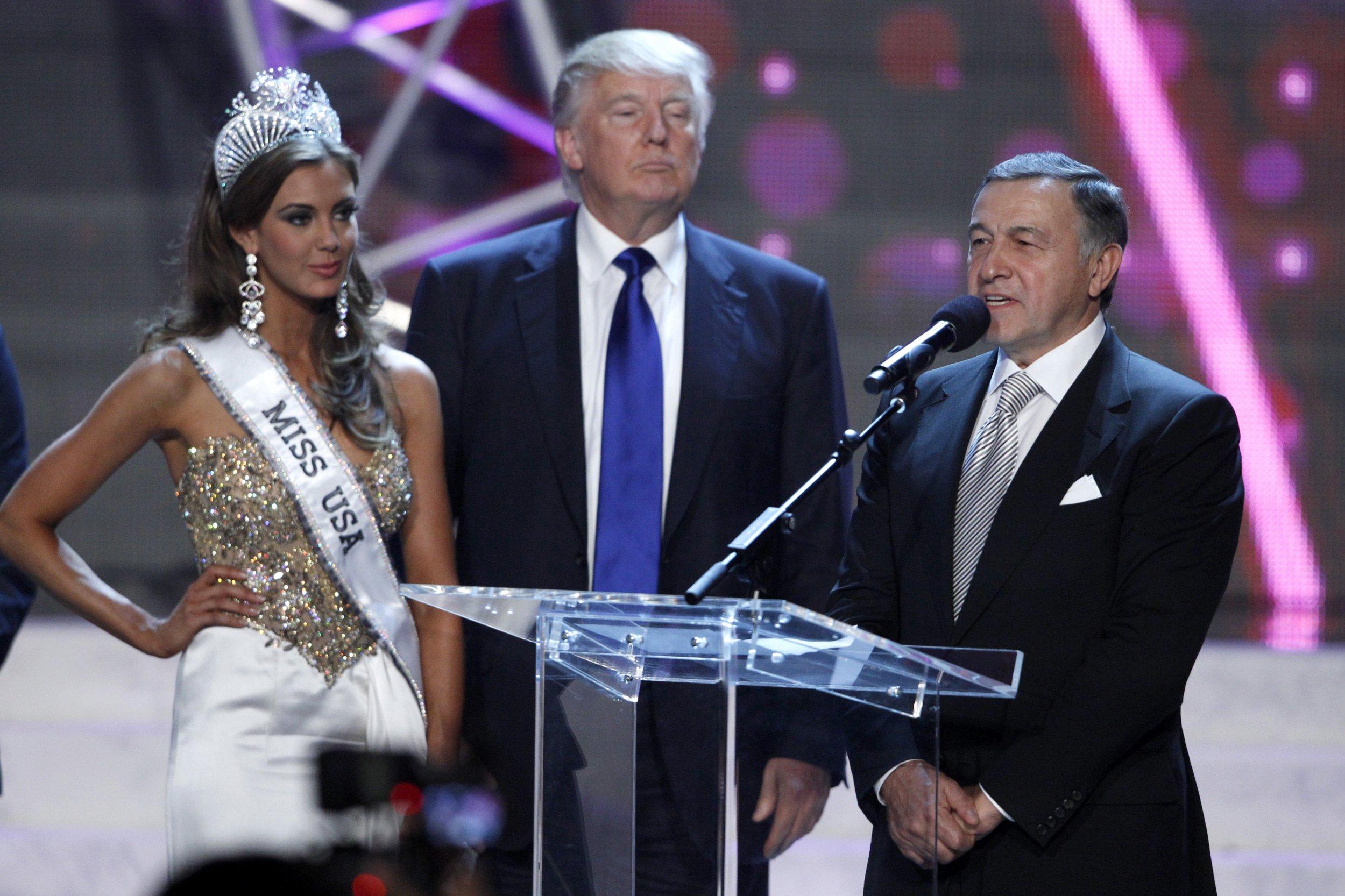 Trump and Agalarov