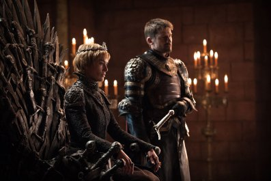 Cersei and Jaime Lannister - Game of Thrones Season 7