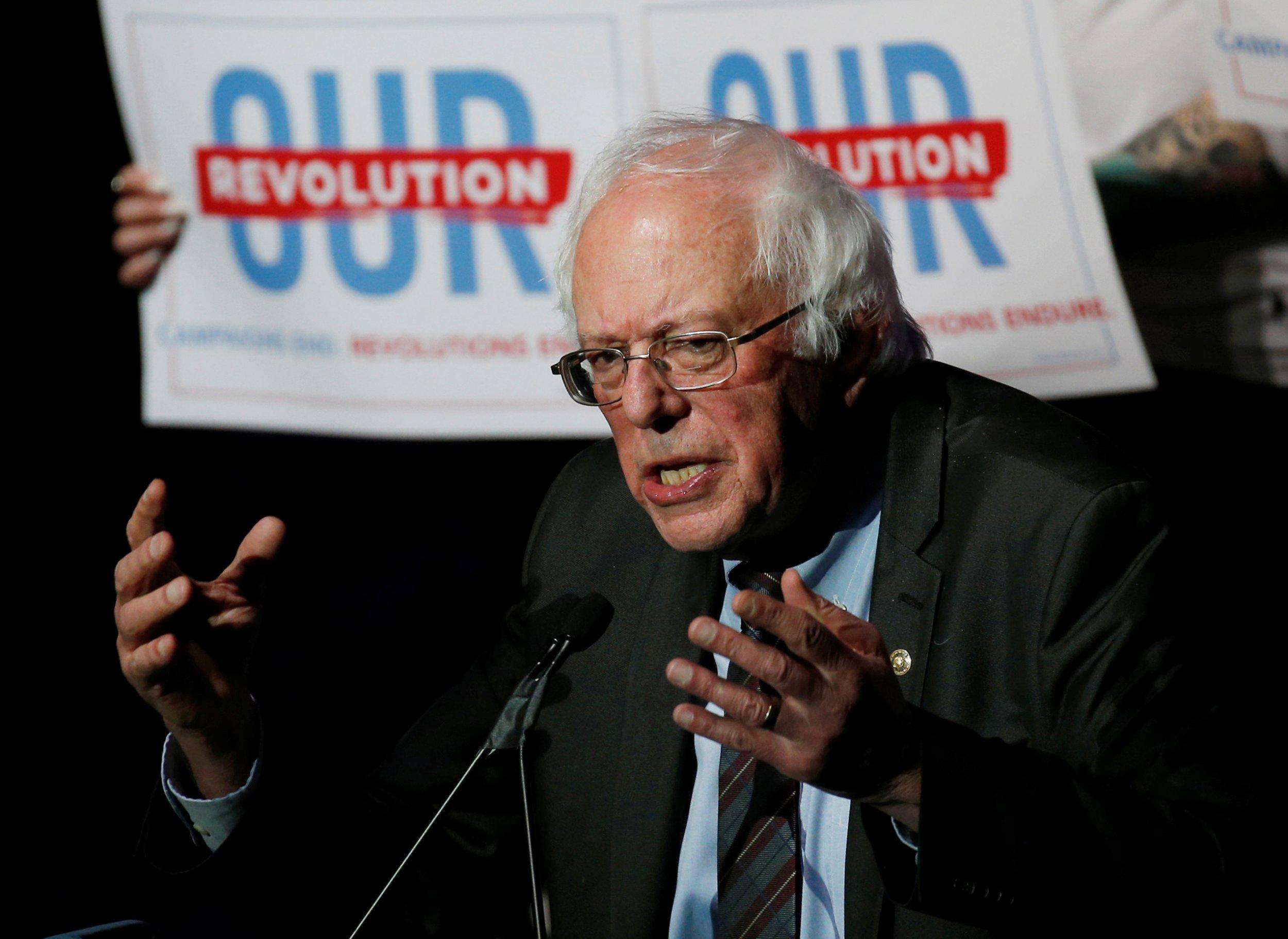 7-12-17 Bernie Sanders