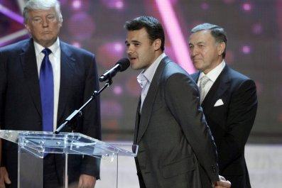 Trump at Miss USA