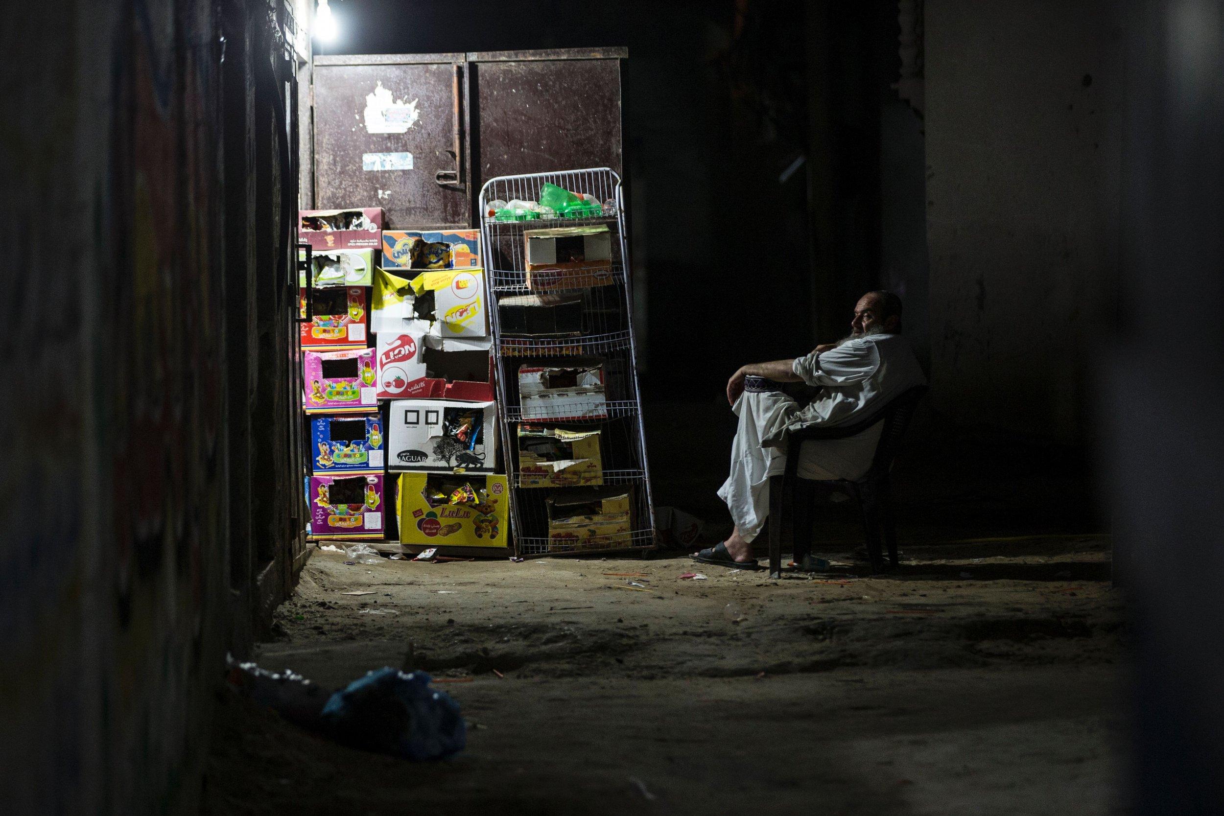 Gaza fuel crisis