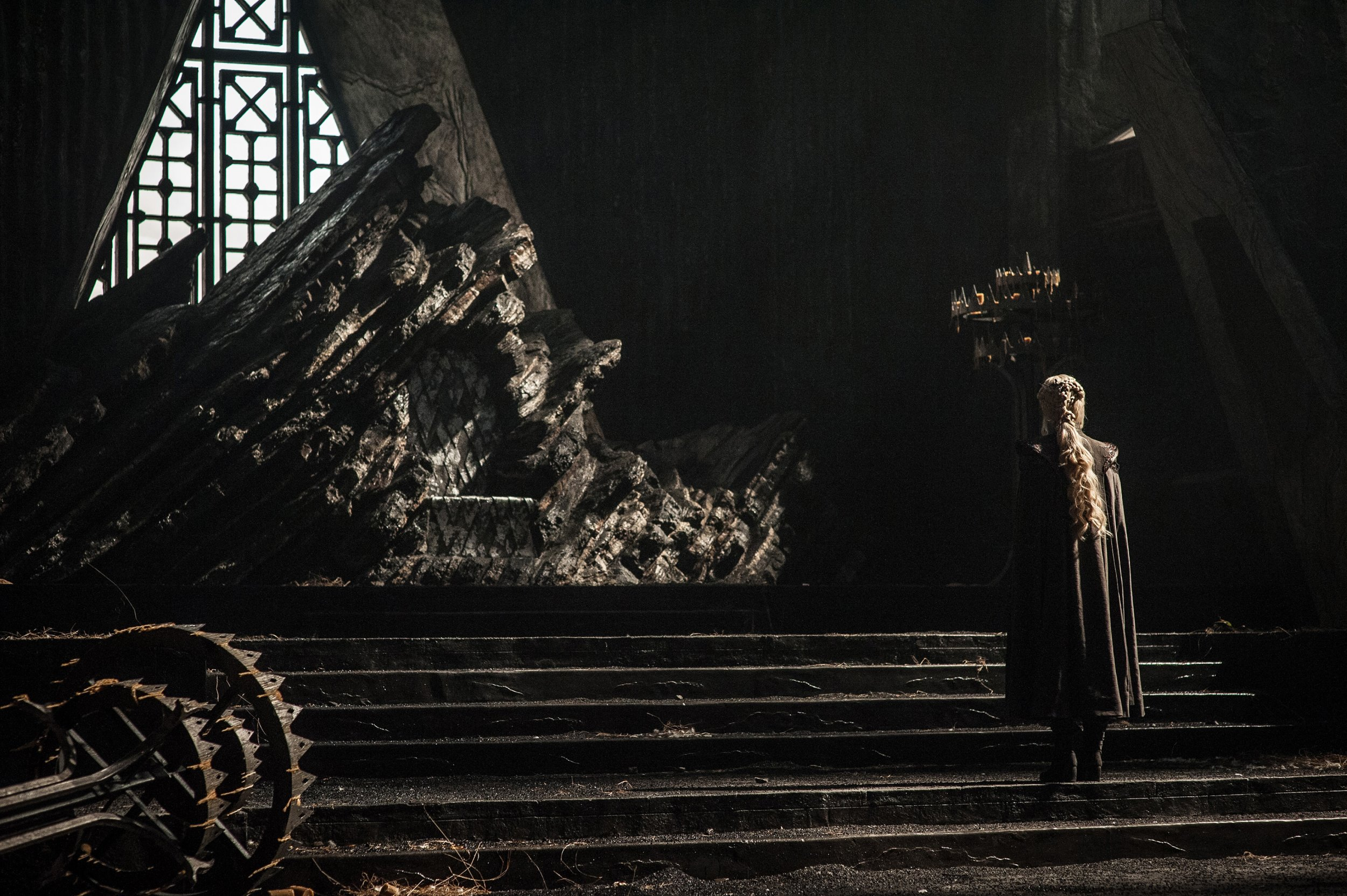 "Game of Thrones 7x01: ""Dragonstone"""