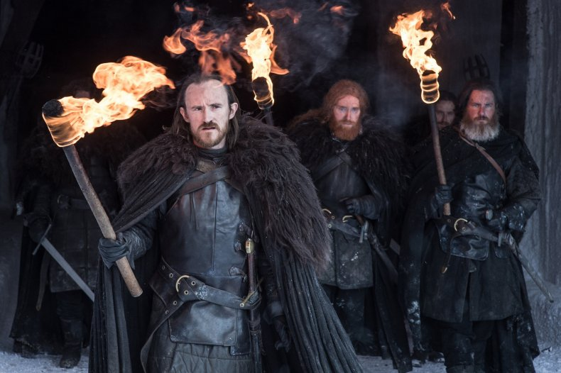 """Game of Thrones 7x01: """"Dragonstone"""""""