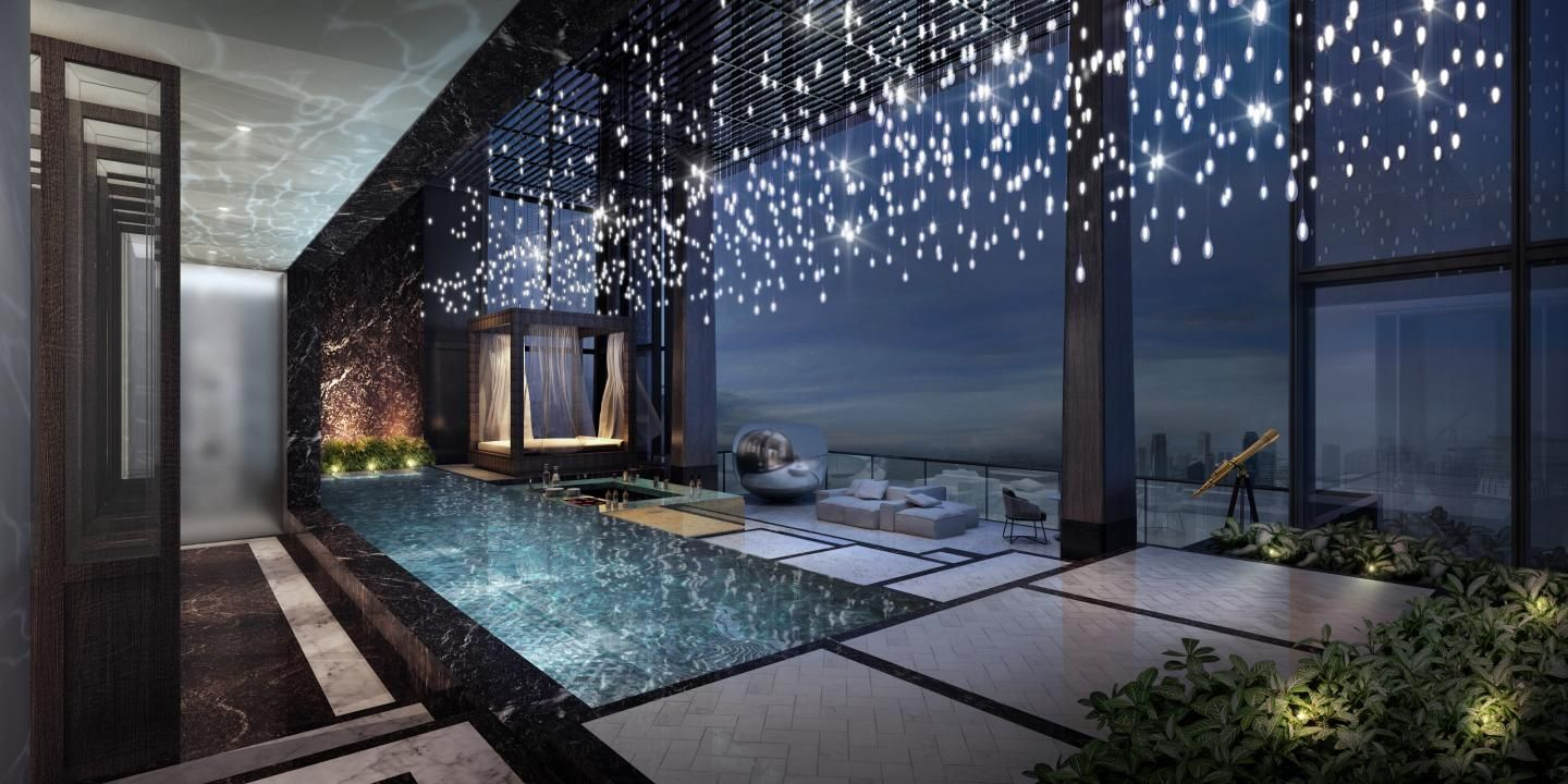 Singapore Luxury Penthouse On Sale For 72m Sparks