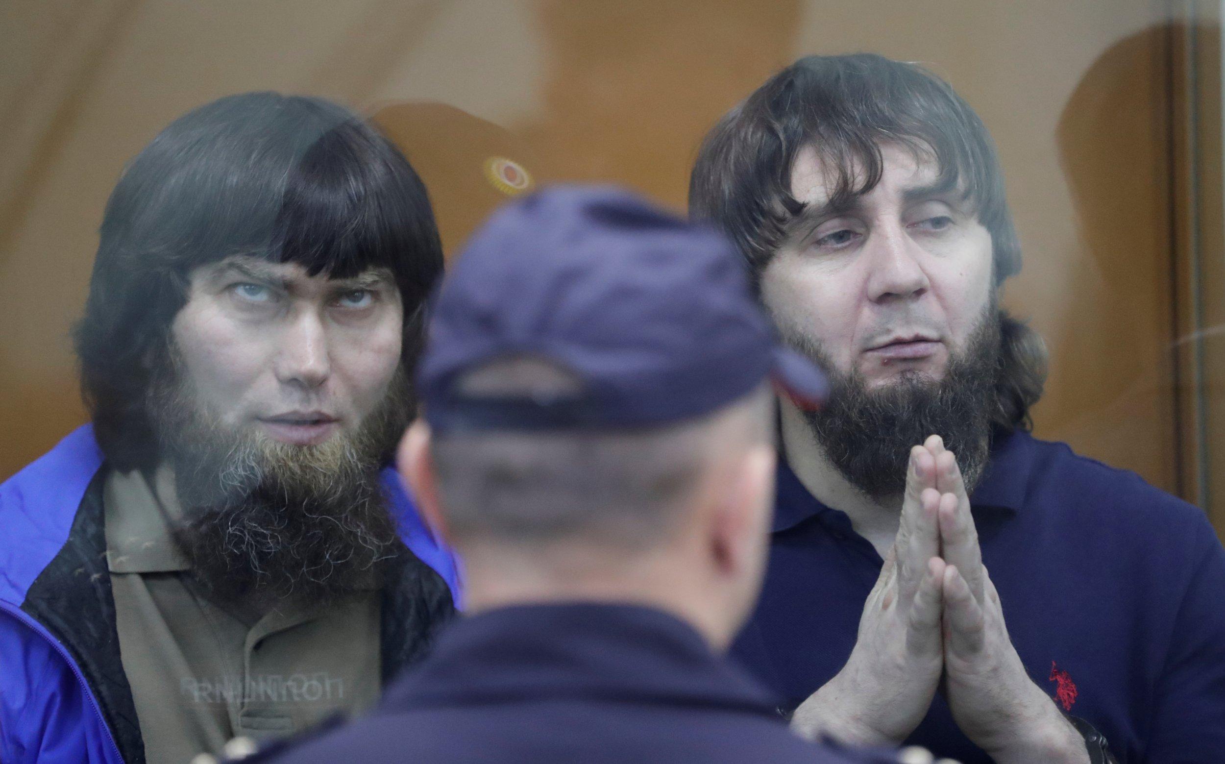 Gubashev and Dadayev