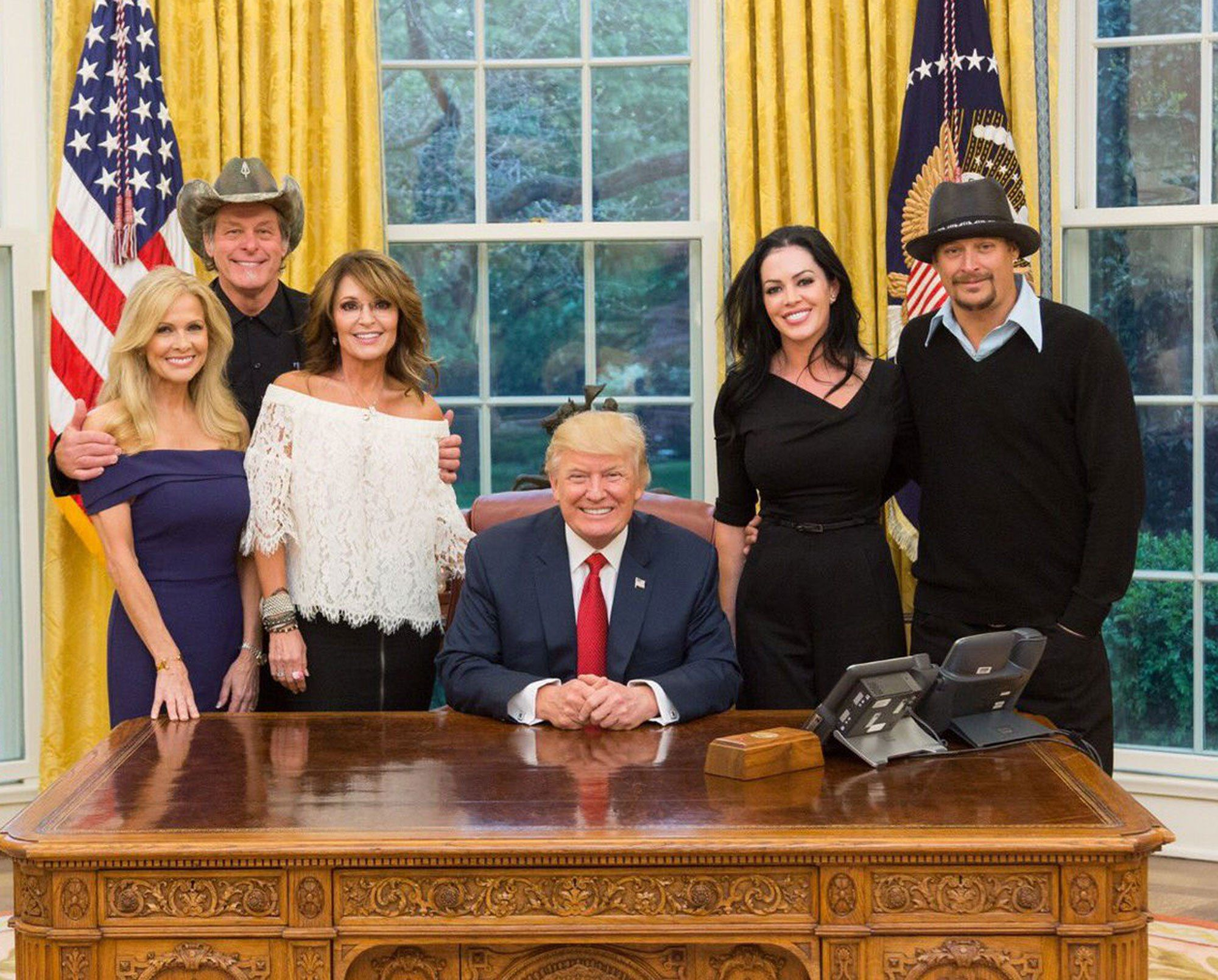Politics or Entertainment? Kid Rock and 10 Other ...