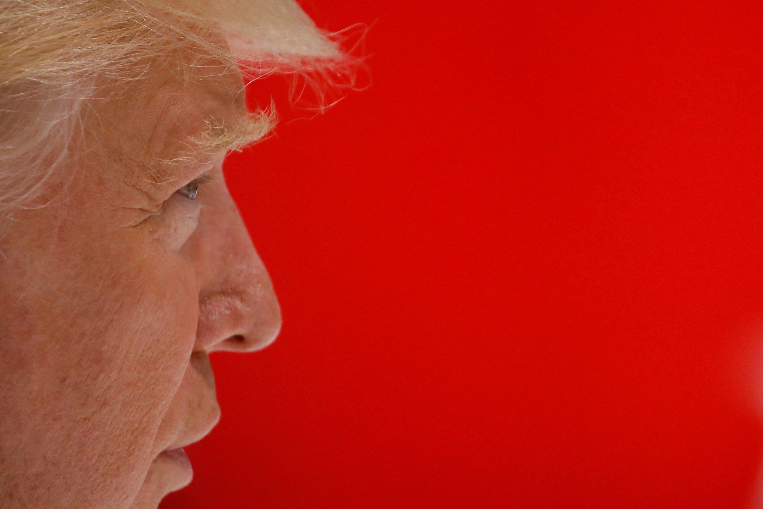 Trump Sued