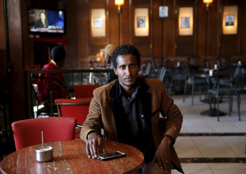 Eritrea cinema cafe
