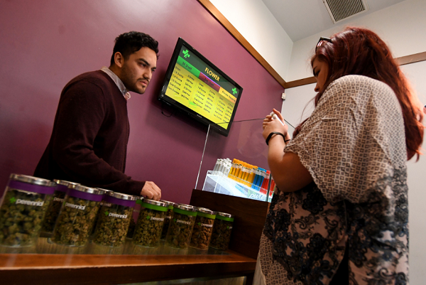 High Returns: Colorado Pot Sales Over $100 Million a Month Is 'the New Norm'