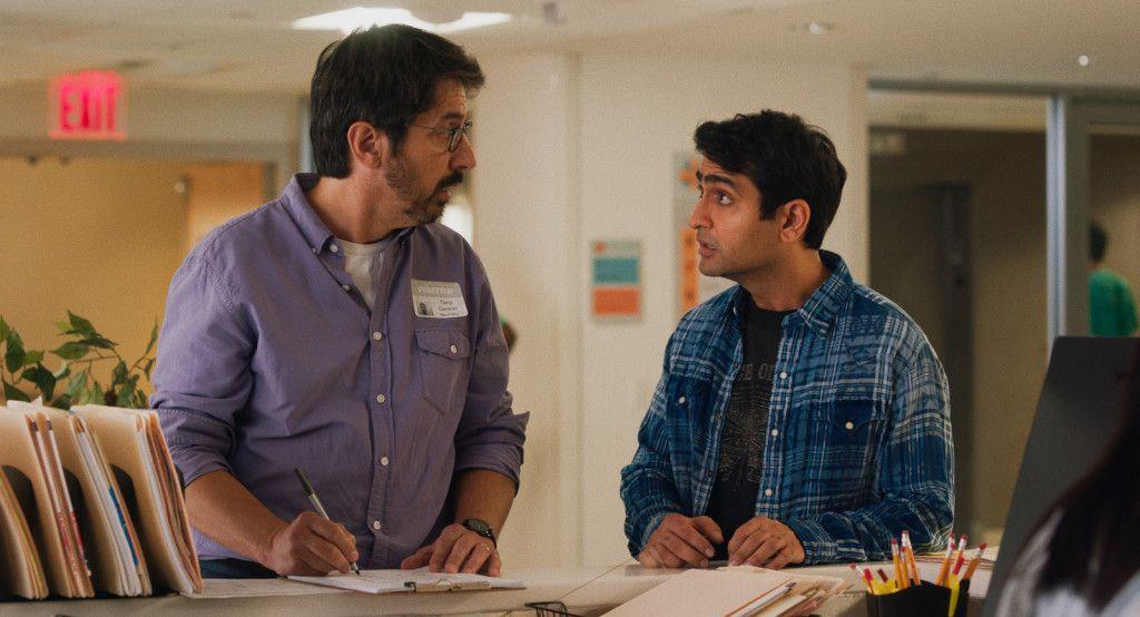 Ray Romano and Kumail Nanjiani on their bromance in 'The Big Sick'