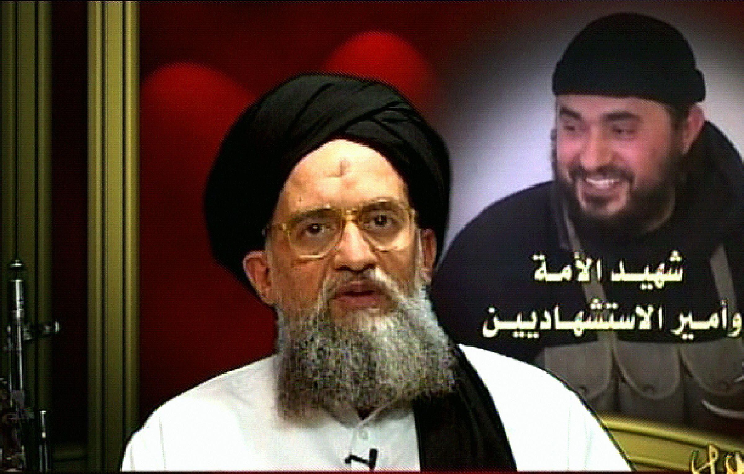 Al-Qaeda's Ayman al-Zawahiri