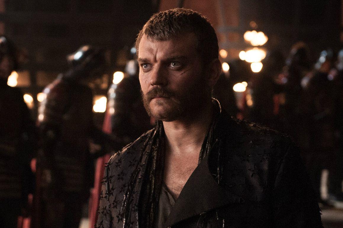 Pilou Asbæk as Euron Greyjoy in Game of Thrones Season 7
