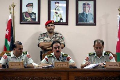 Jordanian military court